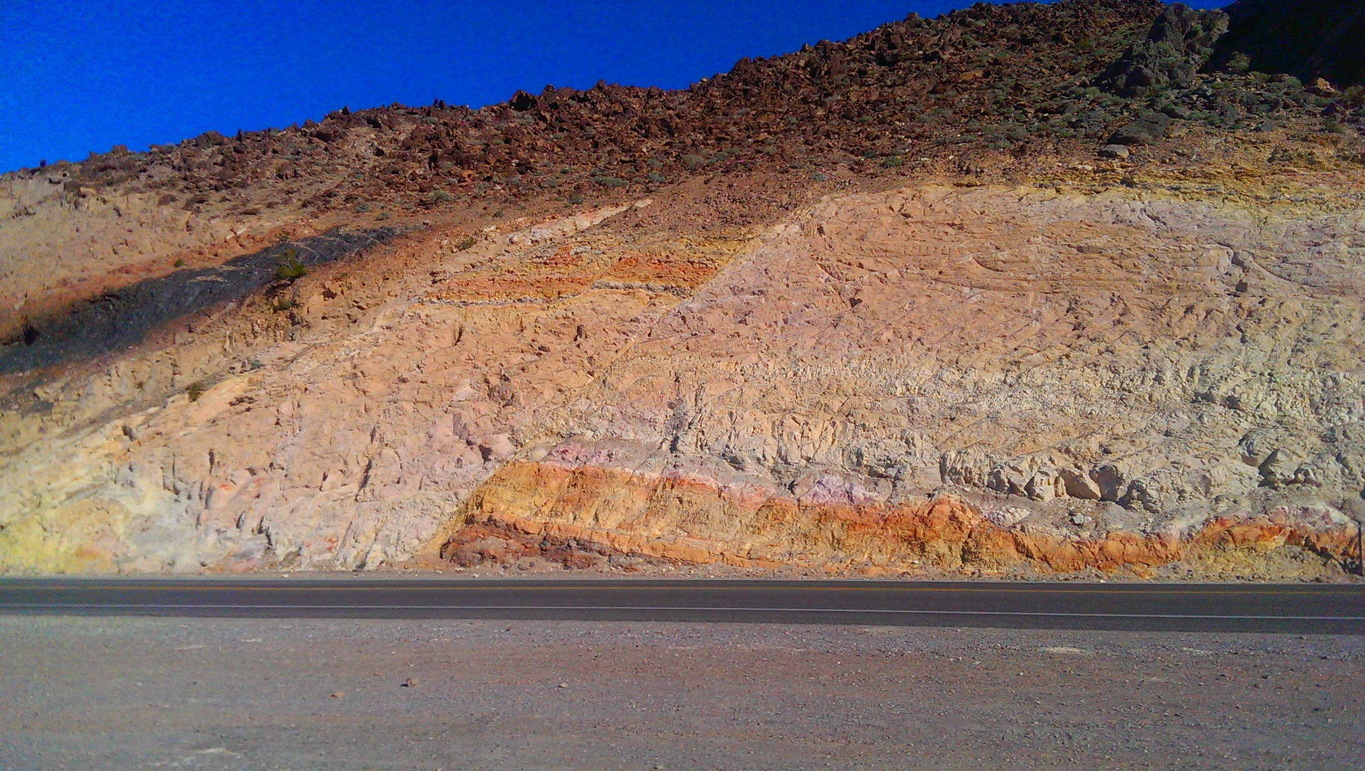 A geologic history of the Western US