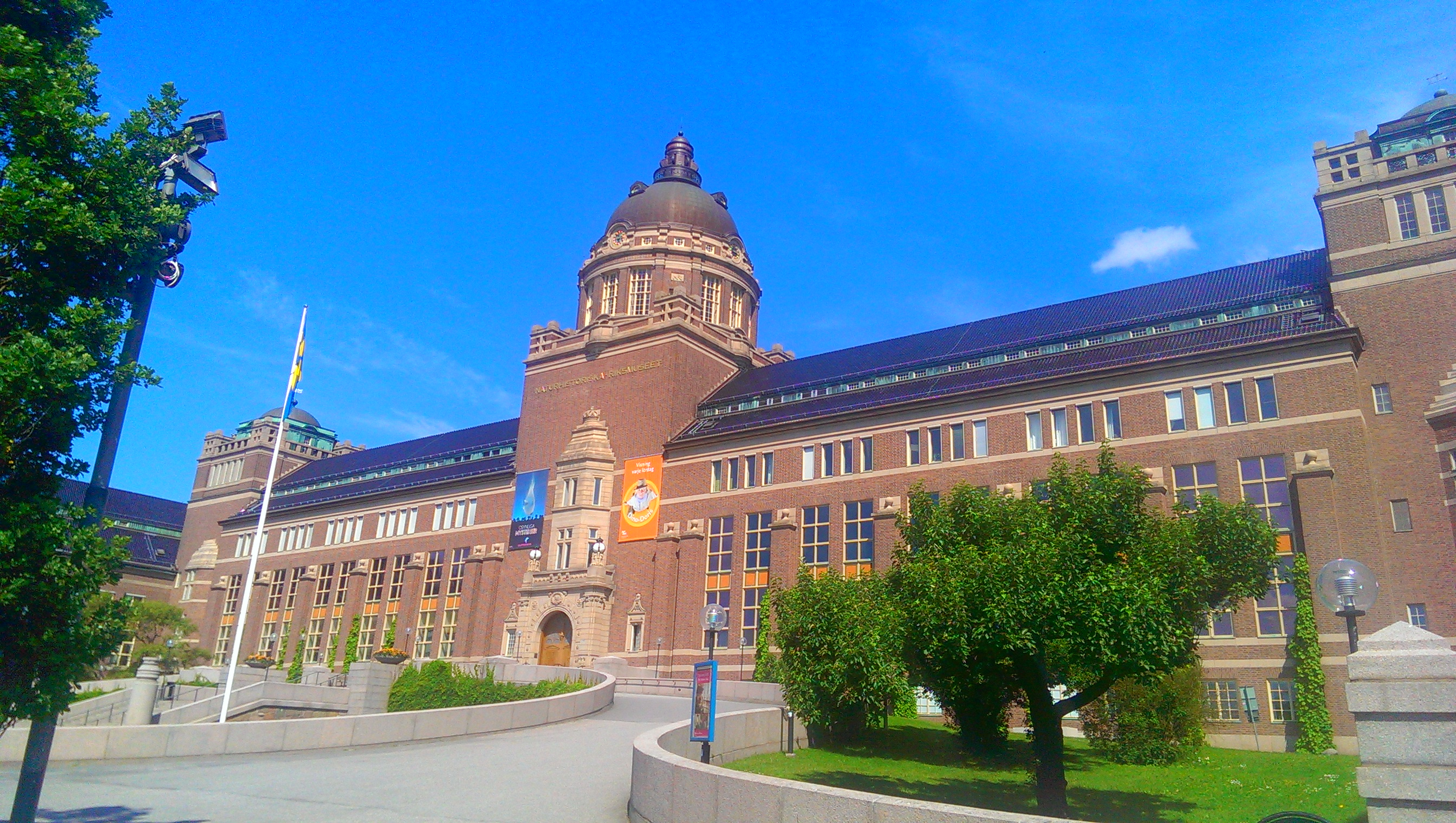 Naturhistoriska riksmuseet, Stockholm, Sweden