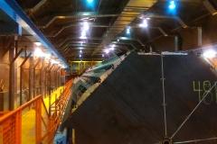 Underground physics lab